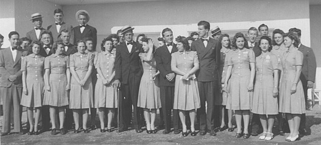 McMurry Class of 1942